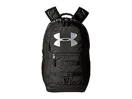 Рюкзак (Оригинал) Under Armour UA Big Logo 5.0 Black/Black/Silver