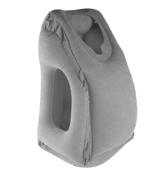 Надувная подушка Woollip для сна в положении «на столе»