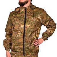 Камуфляжный костюм с капюшоном UkrCamo КВ 48р. Варан, фото 1