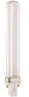 Люминесцентная лампа Delux PL-11W G23 11W 230V 2700K