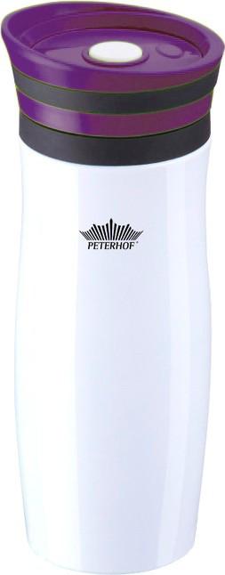 Термокружка 400 мл. Peterhof PH-12413