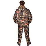 Камуфляжний костюм з капюшоном UkrCamo КДТ 52р. Дубок темний, фото 2