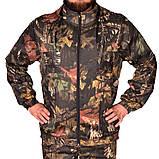 Камуфляжний костюм з капюшоном UkrCamo КДТ 52р. Дубок темний, фото 3