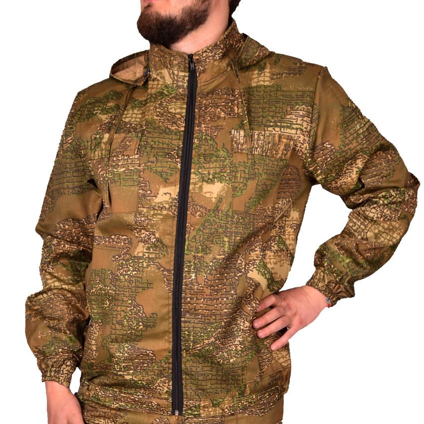 Камуфляжный костюм с капюшоном UkrCamo КВ 58р. Варан
