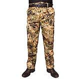 Камуфляжний костюм з капюшоном UkrCamo КК 52р. Кобра, фото 6
