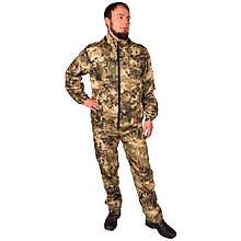 Камуфляжний костюм з капюшоном UkrCamo КК 58р. Кобра
