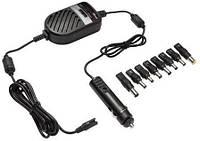 Універсальний зарядний пристрій для ноутбука в авто, 1000856, зарядний пристрій для ноутбука, зарядний пристрій для авто, універсальний