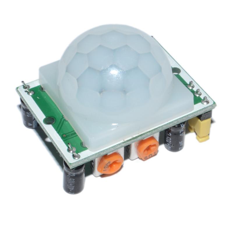 Регулируемый датчик движения HC-SR501