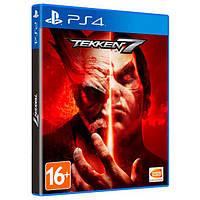 Игра PS4 Tekken 7 для PlayStation 4 (поддержка VR), фото 1