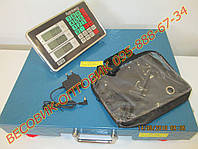 Весы беспроводные Rainberg TCS-R2 Wi-Fi 300кг 500х400мм (дел. 50 и 100г) Гарантия 2года, фото 1