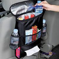 Новогодние подарки -- Термосумка холодильник на спинку сиденья в автомобиль, термосумка, термосумка холодильник, термосумка для еды, термосумка для