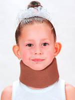 Ортопедический воротник детский 6см, (шина Шанца)