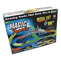 ТОП ВЫБОР! Игрушки, трек для машинок, Magic Tracks, конструктор детский, игрушечный трек, игрушка трек с машинками, гоночный трек для детей, автотрек