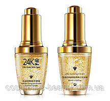 Сыворотка для лица Bioaqua 24K Gold Skin Care (снта фолька с упаковки)