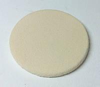 Спонж для макияжа круглый / Equate Beauty Round Applicator Sponge