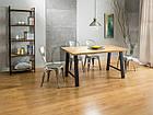 Стол обеденный деревянный ABRAMO 150×90 Signal массив дуба, фото 2