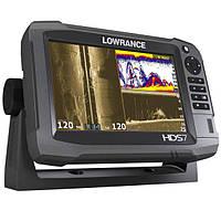 GPS эхолот для рыбалки Lowrance HDS-7 Carbon без датчиков