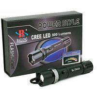 ТОП ВИБІР! Тактичний ліхтар LED Bailong 1000W BL-T8626 - 1000190 - потужний ліхтар, тактичний ліхтар, Акумуляторний фо