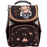 """Рюкзак шкільний каркасний """"GoPack"""" /GO18-5001S-12/ (37717) (1/8)"""