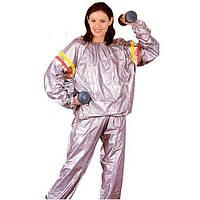 Костюм сауна для похудения Sauna suit, костюм для похудения, костюм для спорта, сжигание каллорий, костюм для бега, костюм сауна, 1000674