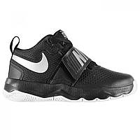 Кроссовки Nike Team Hustle D8 Childrens Basketball Black Silver - Оригинал 03997ae1445f5