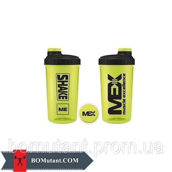 MEX Nutrition Shaker 700 ml lime
