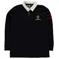 2080c756da8c Поло Loyalty and Faith And Faith Denver Rugby Black - Оригинал