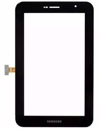 Сенсорный экран для смартфона Samsung P3100 P3100 Galaxy Tab 2 touch версия WiFi, тачскрин черный