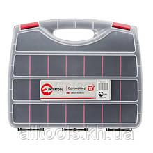 Органайзер пластиковый INTERTOOL BX-4002