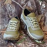 Кросівки тактичні 20-01 колір койот, фото 2