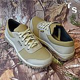Кросівки тактичні 20-01 колір койот, фото 5