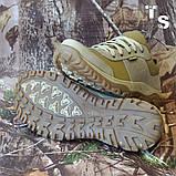 Кросівки тактичні 20-01 колір койот, фото 6