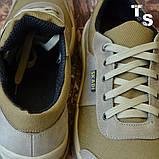 Кросівки тактичні 20-01 колір койот, фото 8