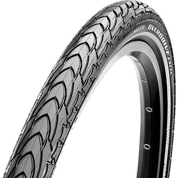 Покрышка Maxxis 26x1.50 (TB58910000) Overdrive Excel, SilkShield/Ref 60TPI, 70a/reflect.