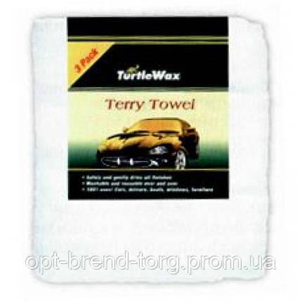 Комплект мягких хлопковых полотенец Turtle Wax (3шт), фото 2