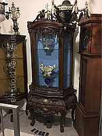 Антикварная витрина буфет креденс сервант комод