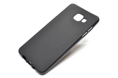 Накладка силиконовая Tpu Blackview A5 черная тех. пак.