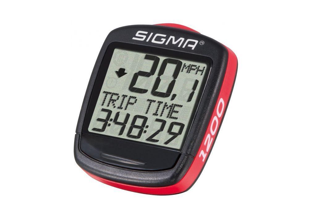 Велокомп'ютер Sigma Sport Base 1200