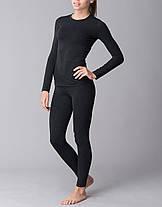 Термобелье женское шерсть Kifa Wool Comfort КЖО-512 ШЧ, фото 2