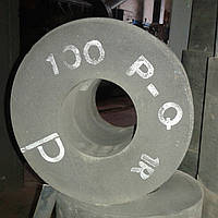 Круг шлифовальный 1 350х150х203 25А 12 СТ  Вулканіт