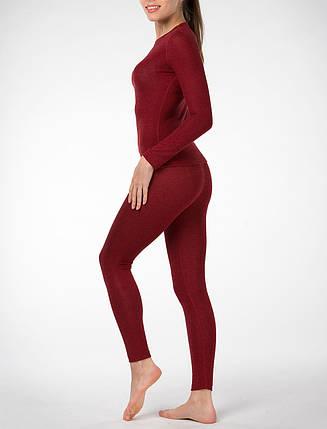 Термобелье женское шерсть Kifa Wool Comfort КЖО-512 ШТ, фото 2