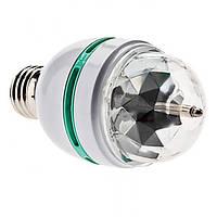 ✅ Светомузыка для дома - светодиодная лампа LED Mini Party Light Lamp (диско лампа для дома) | 🎁%🚚
