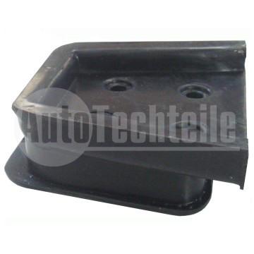 Подушка рессоры (по краях) MB Sprinter/VW Crafter 06- (пластиковой)