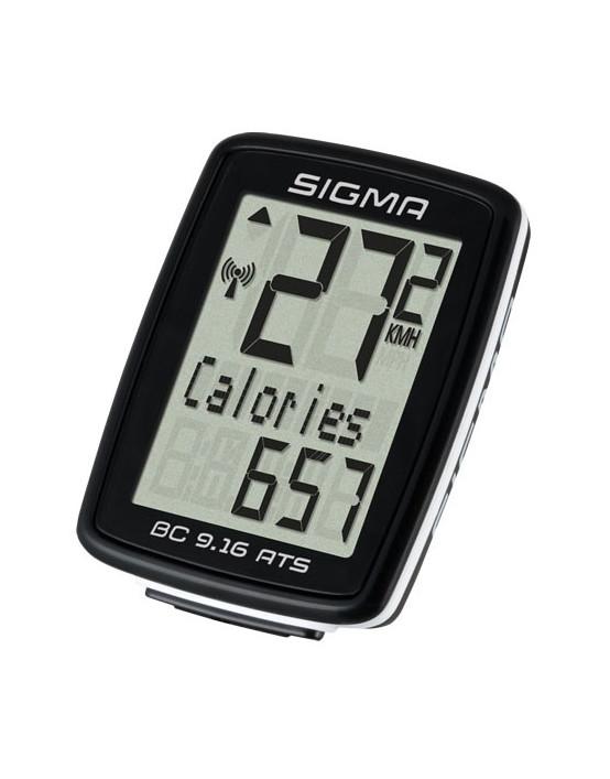 Велокомп'ютер Sigma Sport BC 9.16 ATS беспроводной
