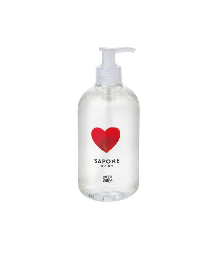 Linea Mamma Baby - Жидкое мыло SAPONE BABY, 500 мл