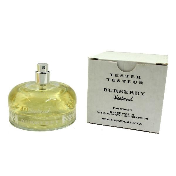 Burberry Weekend For Woman парфюмированная вода 100 ml. (Тестер Барберри  Уикенд Фо Вумен) d4cc074a6d4