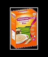 Каша Plasmon Crema di Cereali Riso от 4 мес. 230гр