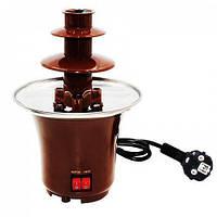 Шоколадный фонтан Chocolate Fountain - для вкуснейшего шоколадного фондю!