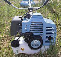 Мотокоса бензокоса триммер кусторез Днестр БТ-3400