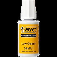 Корректирующая жидкость с кисточкой 20мл BIC